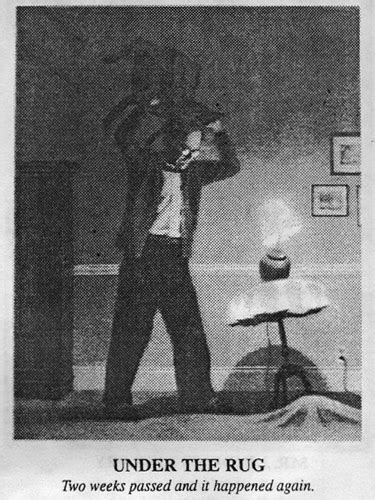 The Rug Harris Burdick by The Rug