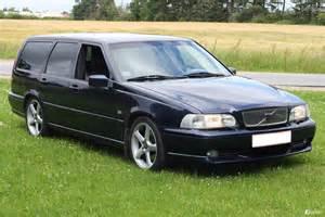 Volvo 1998 V70 Volvo V70 R 1998 Pictures