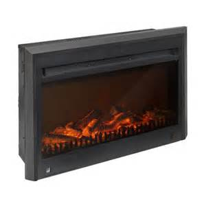 corliving fpe 105 f electric fireplace insert lowe s canada
