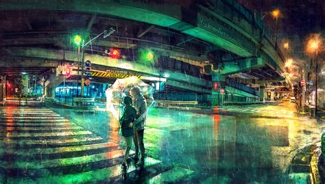 How To Draw A 3d Room under the overpass by yuumei on deviantart