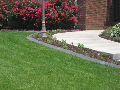 Landscape Edging Concrete 17 Best Images About Landscape Edging On
