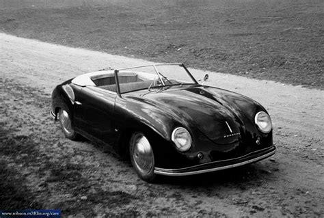 vintage porsche classic cars magazine porsche 356 1950 rfa