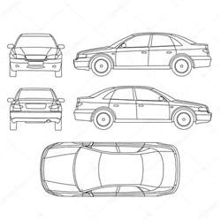 outline of a roof diagram car pictures car canyon