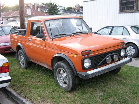 1990 Lada Niva 1990 Lada Niva Truck Flickr Photo