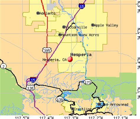 zip code map victorville ca information about hesperia california inside the inland