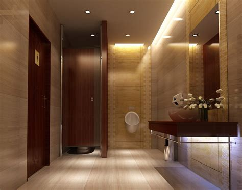 hotel toilet layout luxury hotel toilet chandeliers and wall decoration 3d