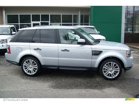 Silver Range Rover by 2011 Land Rover Range Rover Silver 200 Interior And