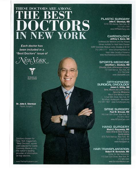 Doctor Best best doctors ads on airplanes not for me the