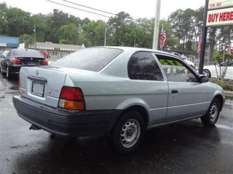 95 Toyota Tercel For Sale 95 Toyota Tercel Cheap Economical Car 1000 In Fl