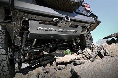 Jeep Wrangler Skid Plate Muffler Skid Plate Armor For 07 17 Jeep Jk Wrangler 779