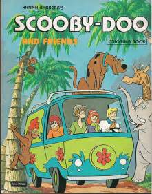 scooby doo coloring book 1977 flickr photo sharing