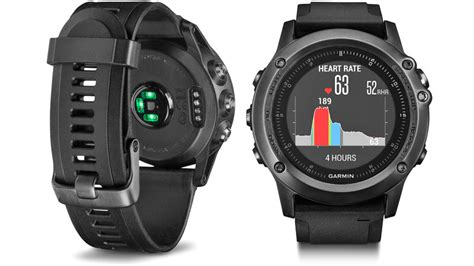 Jam Tangan Gps Garmin Fenix 3 Hr goodbye chest straps garmin s fenix 3 multisport gps gains a rate monitor