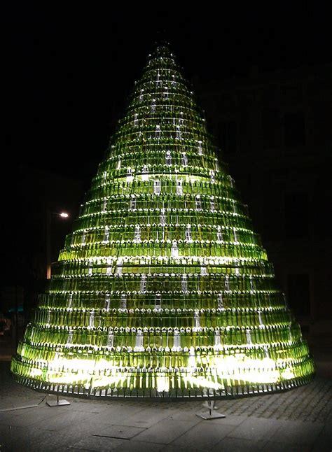 193 rbol de navidad ecol 243 gico en plona realizado con
