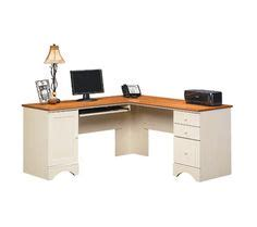 brenton studio zaida l desk 349 sauder harbor view corner computer desk antiqued