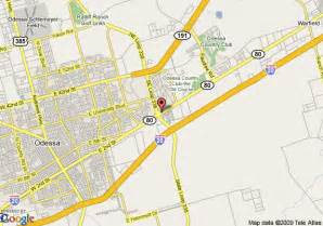 map of odessa map of mcm grande hotel fundome odessa odessa
