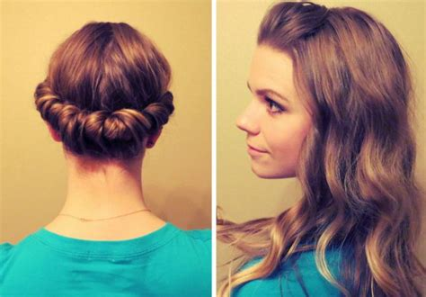 next day hair styles 10 ways to wake up with lovely locks overnight