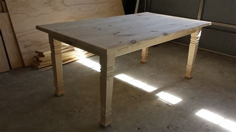 the farmhouse table with osborne square farm table