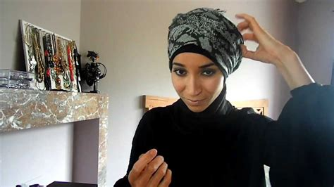 tutorial turban youtube tutorial hijab turban hairstylegalleries com