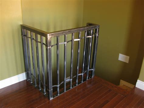 custom banisters custom railing by wacoavenue fabrication custommade com