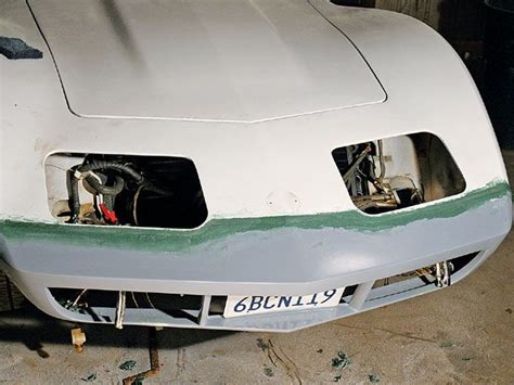 1978 corvette front bumper any modified front bumpers on 75 79 photos