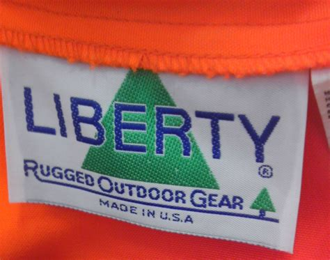 Liberty Rugged Outdoor Gear Liberty Rugged Outdoor Gear Real Tree Liberty Rugged Outdoor Gear Insulated Camo Vtg Walls