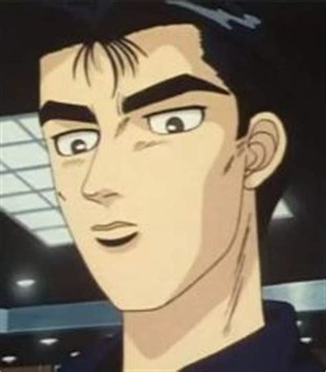 voice of takeshi nakazato initial d: first stage