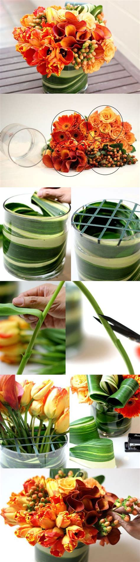 diy flower food best 25 easy flower arrangements ideas on pinterest