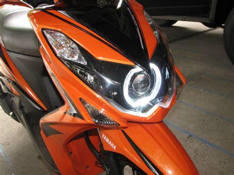 Lu Projector Mio Sporty hid retrofit 187 yamaha mio