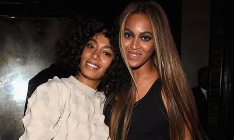 Beyonces Sibiling Rivalry by Sibling Rivalry Beyonce Leads Field With Seven Naacp