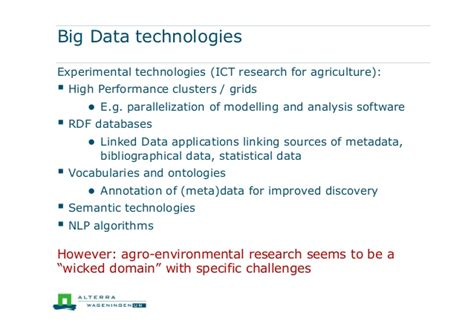 Language Reserach12 webinar aims big data challenges and solutions in agricultural and e