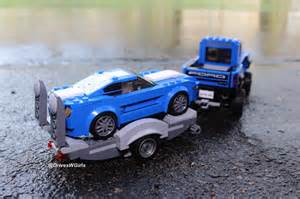 Lego Ford We Take The Ford Lego Mustang Gt Raptor For A Drive