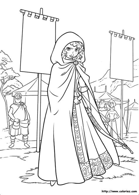 Coloriages 169 Rebelle Coloring Pages Junior High