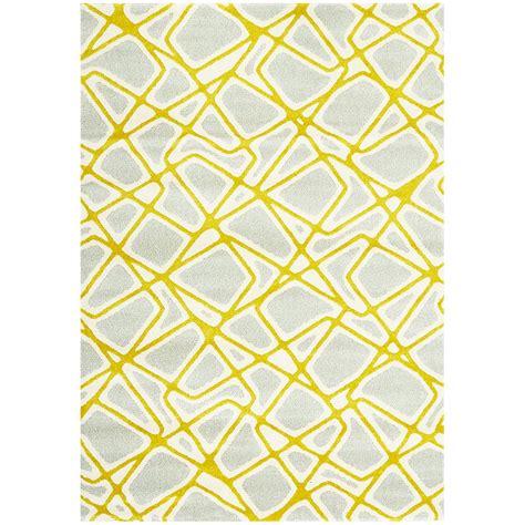 Yellow Outdoor Rug 8x10 City Furniture Salina Yellow 8x10 Area Rug