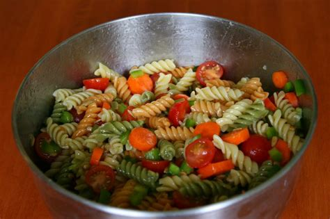 pasta salad recipes with italian dressing pasta salad with italian dressing and vegetables recipe