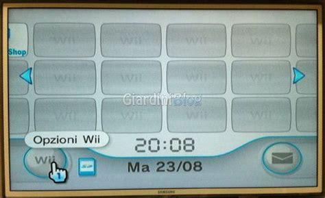 modifica console wii modifica wii tutte le versioni