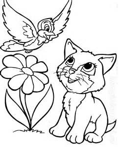 Planse de colorat pisici imagini cu pisici poze jocuri rase