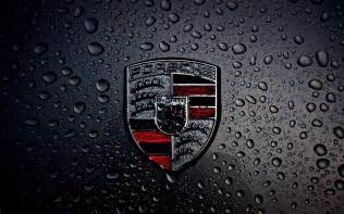 Porsche Logo Porsche Desktop Wallpapers Wallpaper Cave