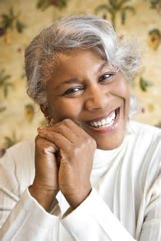 oder women african natural beautiful older african american women she looks lovely