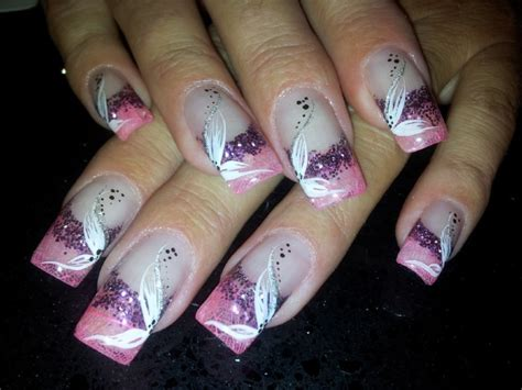 acrylnagels design nagelstudio 4030 linz n style nails by haoi n style