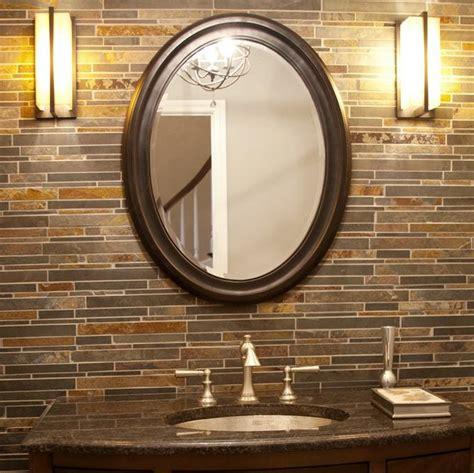 oil rubbed bronze mirror for bathroom