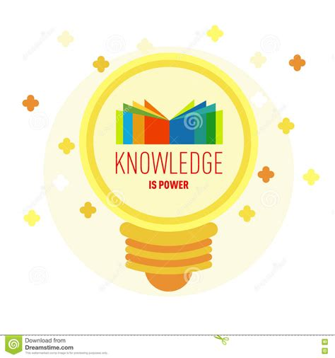 education primaria knowledge clipart knowledge is power pencil and in color