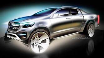 Who Designed Mercedes Mercedes X Class The Design