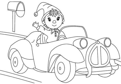 noddy coloring pages games pin by shelle b on printable color pages pinterest