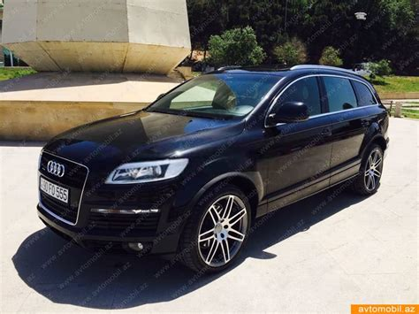 Second Hand Audi Q7 by Audi Q7 Second Hand 2007 14700 Gasoline Transmission