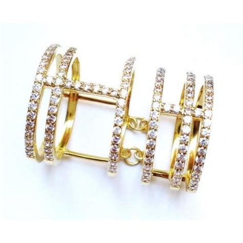 quot cage quot ring princess p jewelry