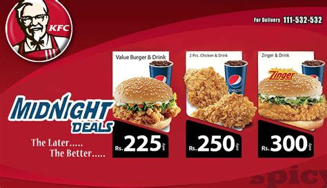 midnight deals of kfc