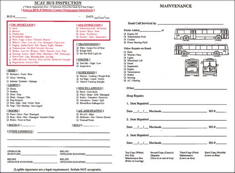 section 11 pre trip vehicle inspection test semi pre trip inspection diagram wiring diagram with