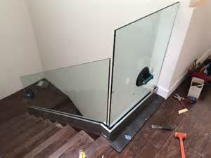 glass shower doors san diego glass stairway railing patriot glass and mirror san