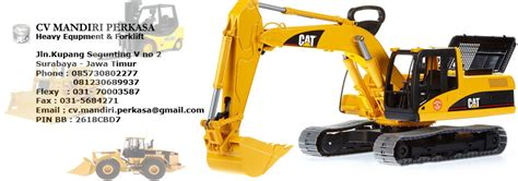 Spare Part Alat Berat heavy equipment