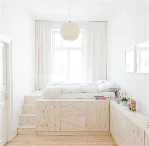 Bed Multiplex slaapkamer opbergidee 235 n slaapkamer idee 235 n